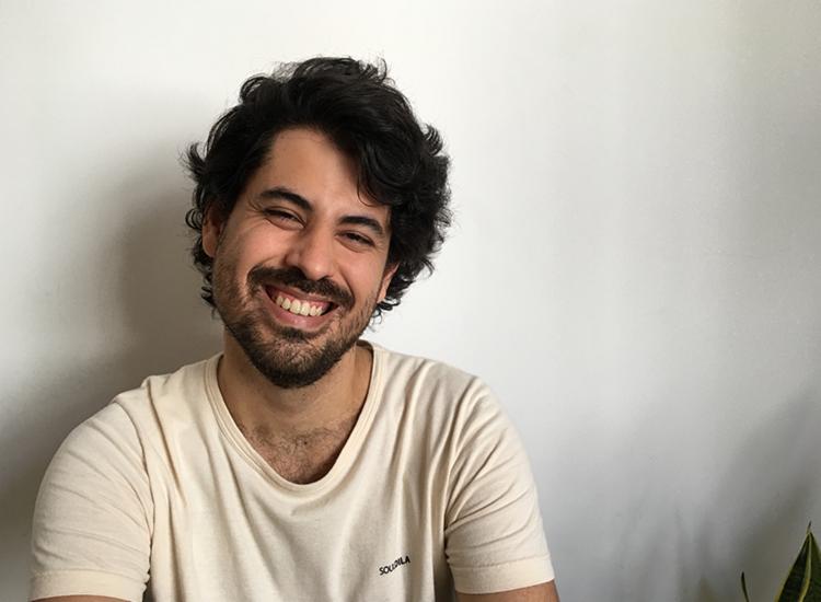 Victor Cayres é doutor em Artes Cênicas (Ufba) e relações entre dramaturgia e videogames | Foto: Divulgação - Foto: Divulgação