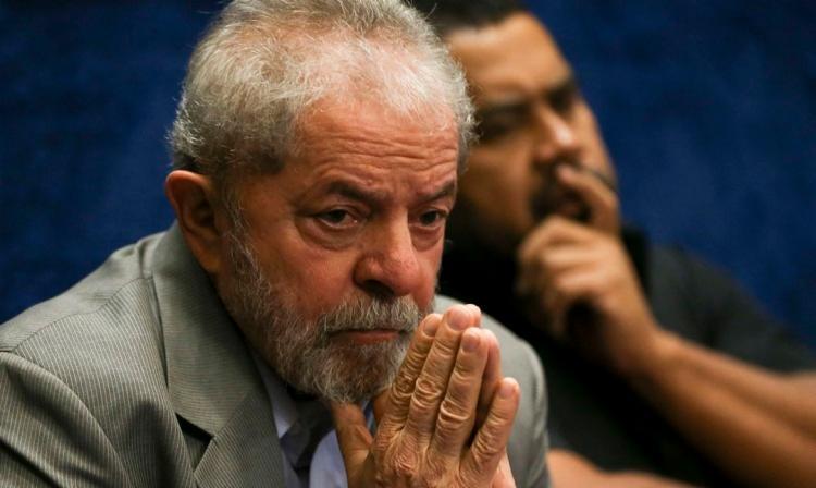 Lula aguarda decisão do Supremo Tribunal Federal (STF) para saber se poderá concorrer às eleições presidenciais de 2022 | Foto: Marcelo Camargo | Agência Brasil - Foto: Marcelo Camargo | Agência Brasil