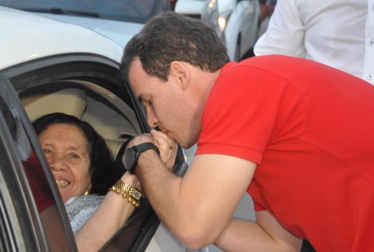 Ivanilda também era avó de Olavo Calheiros Neto | Foto: Divulgação - Foto: Divulgação