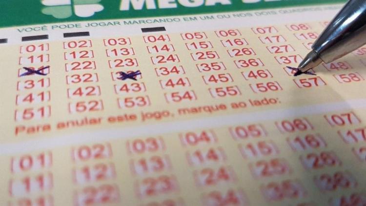 Chance de acerto para uma aposta com seis dezenas é de 50.063.860 para cada uma | Foto: Reprodução - Foto: Reprodução