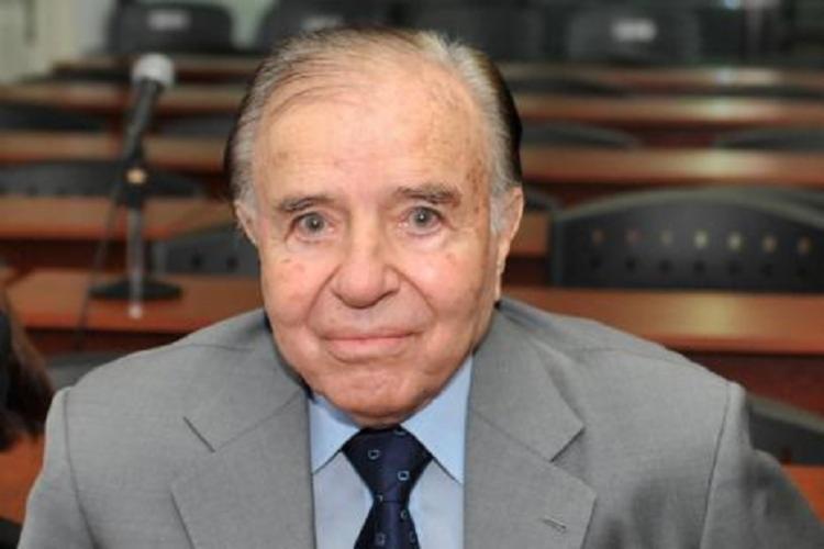 Menen estava internado há dias no Sanatório Los Arcos em Buenos Aires - Foto: Reprodução