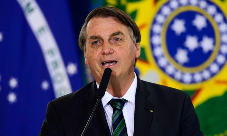 Este é o primeiro pedido de impeachment recebido pelo recém-eleito novo presidente da Câmara - Foto: Marcelo Camargo | Agência Brasil
