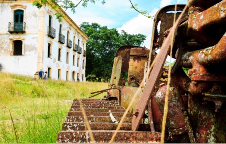 Museu do Recôncavo Wanderley Pinho passa por um projeto de requalificação - Foto: Divulgação