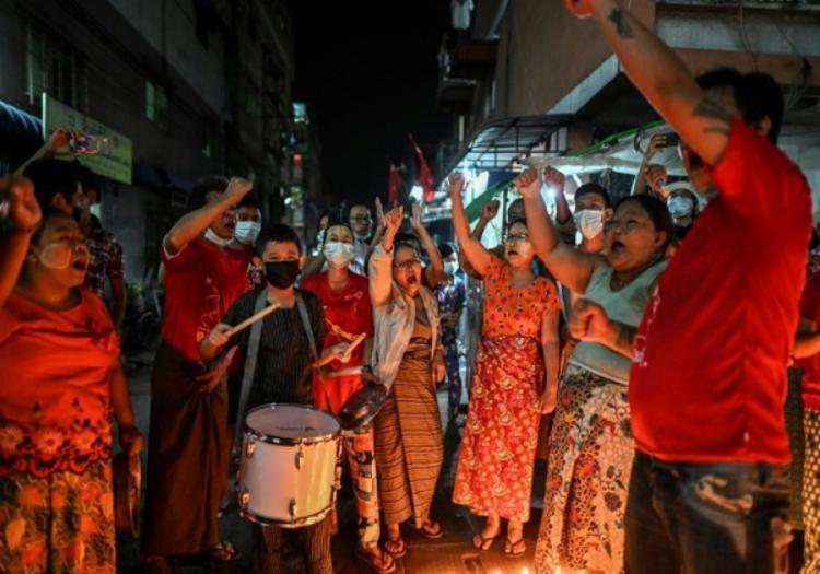 ONU pede libertação de líderes civis detidos pelas Forças Armadas   Foto: AFP - Foto: Divulgação   AFP