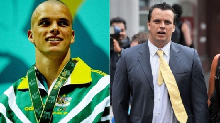 Hoje com 45 anos, Miller foi medalhista de prata nos 100 m borboleta e de bronzes no 4x100 m medley | Foto: Reprodução - Foto: Reprodução