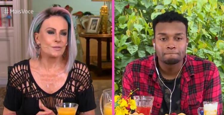 Humorista disse que se sentiu usado por Karol Conká | Foto: Reprodução | TV Globo - Foto: Reprodução | TV Globo