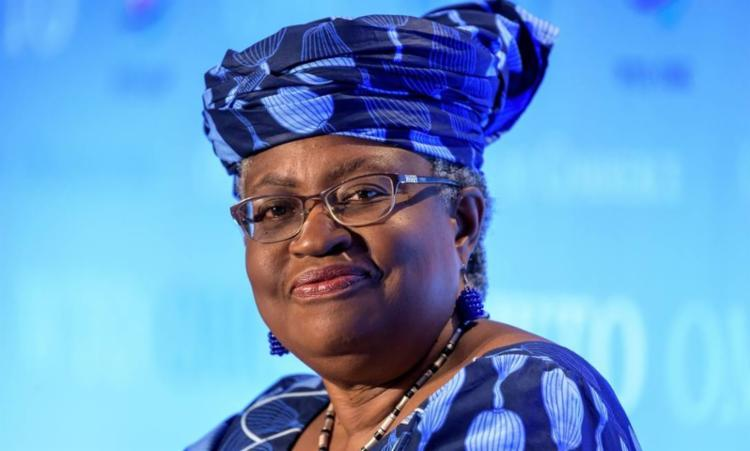 Okonjo-Iweala assume suas funções no dia 1º de março e o seu mandato, que pode ser renovado, expira em 31 de agosto de 2025 I Foto: AFP - Foto: AFP