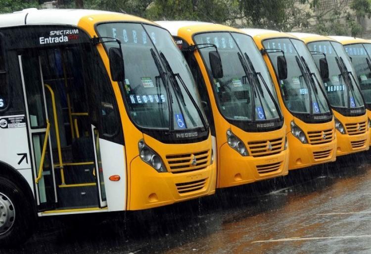 Ônibus da frota reguladora farão o reforço das linhas existentes na região | Foto: Divulgação - Foto: Divulgação