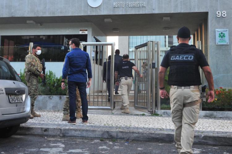 Operação foi deflagrada no último dia 10 de fevereiro | Foto: Divulgação | MP-BA - Foto: Divulgação | MP-BA
