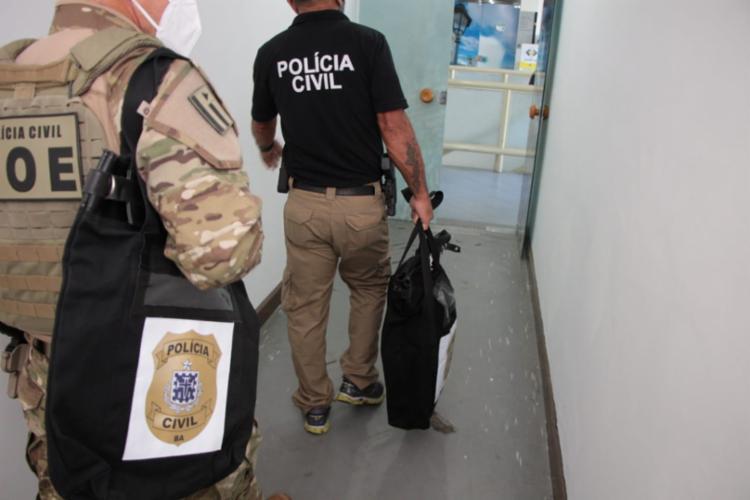 Operação investiga fraudes ligadas ao Departamento Estadual de Trânsito da Bahia (Detran-BA) | Foto: Divulgação | Ascom | PC - Foto: Divulgação | Ascom | PC