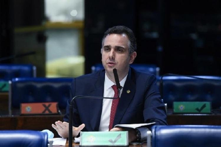 Pacheco afirmou que reforma tributária é complexa e precisa ser assertiva para não prejudicar setores e estados - Foto: Reprodução