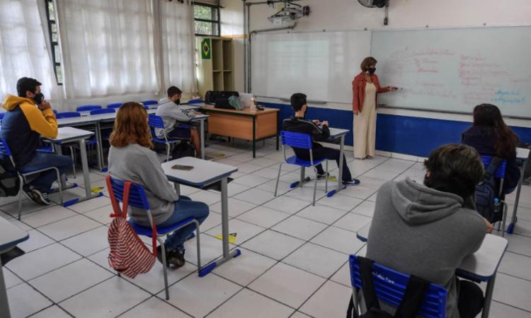 Pesquisa é da Fundação Lemann, Itaú Social e Imaginable Futures I Foto: AFP - Foto: AFP