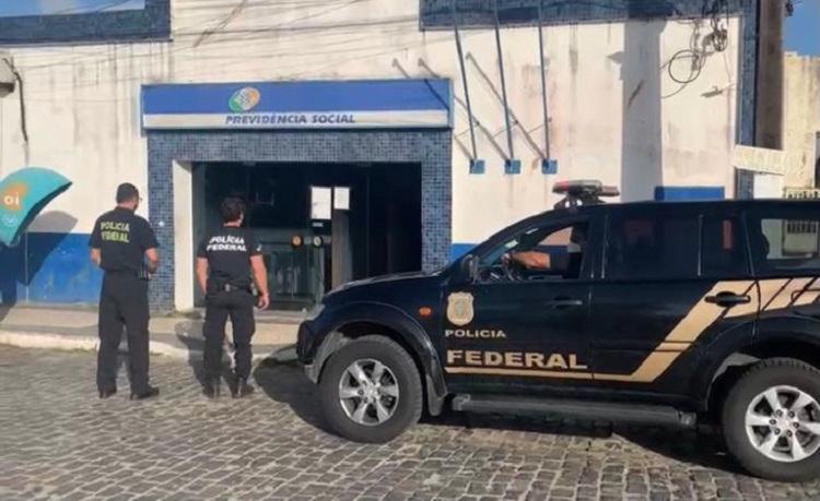 Grupo criminoso causou prejuízo de R$ 230.926 aos cofres públicos | Foto:Divulgação | Polícia Federal - Foto: Divulgação | Polícia Federal