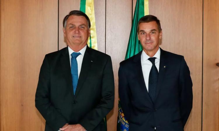 presidente do Banco do Brasil, André Brandão, colocou o cargo à disposição de Jair Bolsonaro - Foto: Divulgação