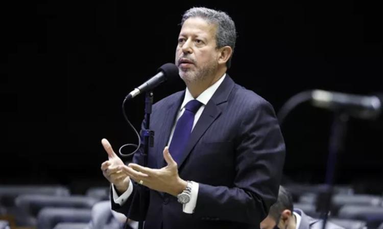 O presidente da Câmara, Arthur Lira (PP-AL), desistiu de votar a PEC da imunidade parlamentar - Foto: Divulgação