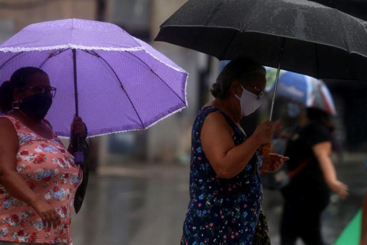 De acordo com a agência Climatempo, a temperatura na capital baiana varia entre 23° e 29° I Foto: Ag. A TARDE - Foto: Ag. A Tarde