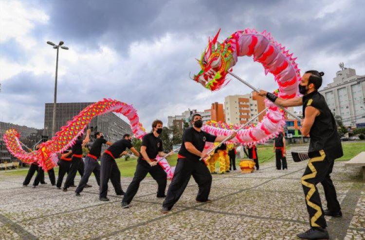 Objetivo é aproximar Brasil e China, onde a virada de ano é celebrada entre janeiro e fevereiro I Foto: Reprodução - Foto: Reprodução