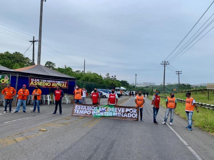 Também participam do ato a Central Única dos Trabalhadores (CUT), Central dos Trabalhadores e Trabalhadoras do Brasil (CTB) e CSP - Conlutas Central Sindical e Popular | Foto: Divulgação | Cidadão Repórter - Foto: Divulgação | Cidadão Repórter