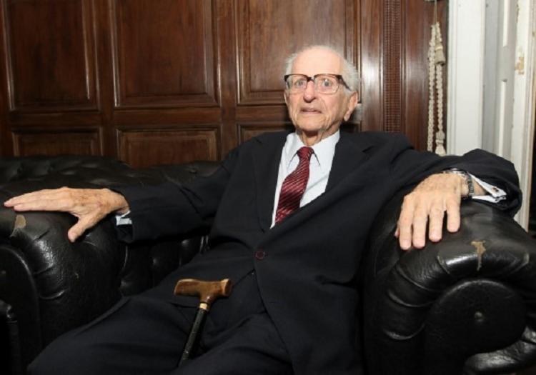 O ex-governador estava internado há duas semanas para tratar problemas renais. Foto: Pedro Moraes/GOVBA - Foto: Foto: Pedro Moraes/GOVBA