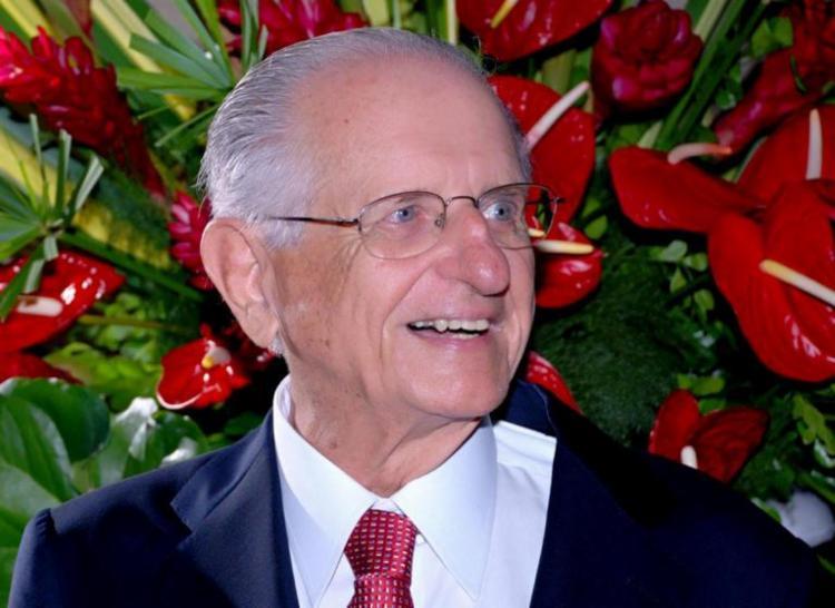 Doutor Roberto Santos faleceu na tarde desta terça-feira   Foto: Divulgação   Ufba - Foto: Divulgação   Ufba