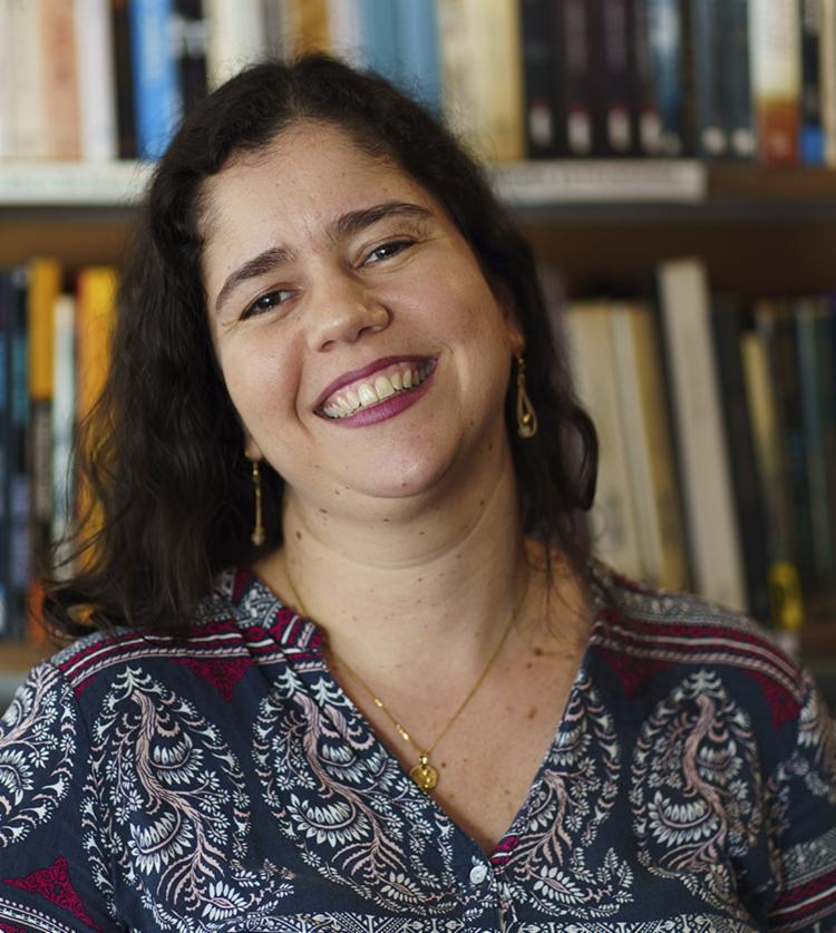 Amanda Aouad é roteirista desde 2005 e participou do Núcleo Anima Bahia e do Núcleo TV Show | Foto: Divulgação - Foto: Divulgação
