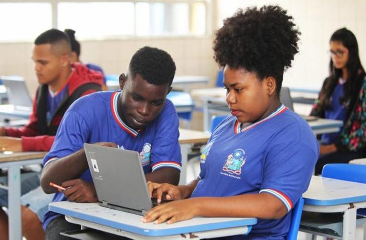 Prêmio é destinado a estudantes da rede pública estadual, com idade entre 14 e 18 anos | Foto: Elói Corrêa | GOVBA - Foto: Elói Corrêa | GOVBA