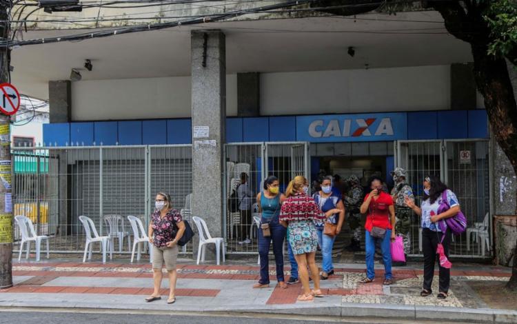 Auxílio de R$ 270 é voltado para trabalhadores informais e individuaisFoto: Bruno Concha I Prefeitura de Salvador - Foto: Bruno Concha I Prefeitura de Salvador