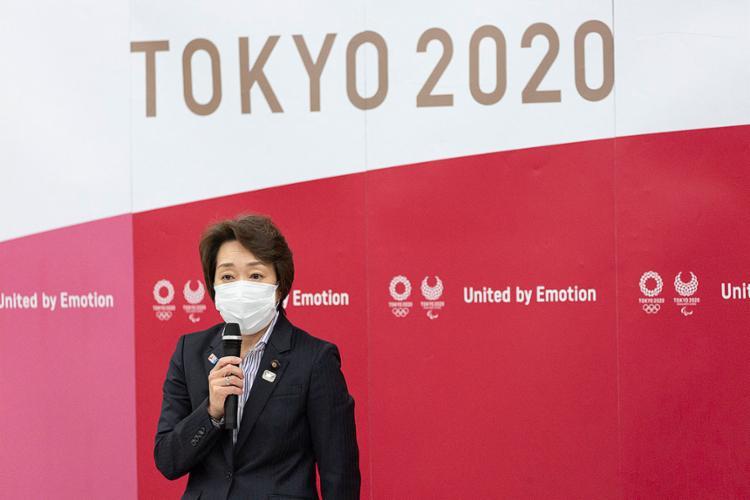 Seiko Hashimoto, presidente do Comitê de Organização dos Jogos Olímpicos de Tóquio | Foto: Yuichi Yamazaki | AFP - Foto: Yuichi Yamazaki | AFP