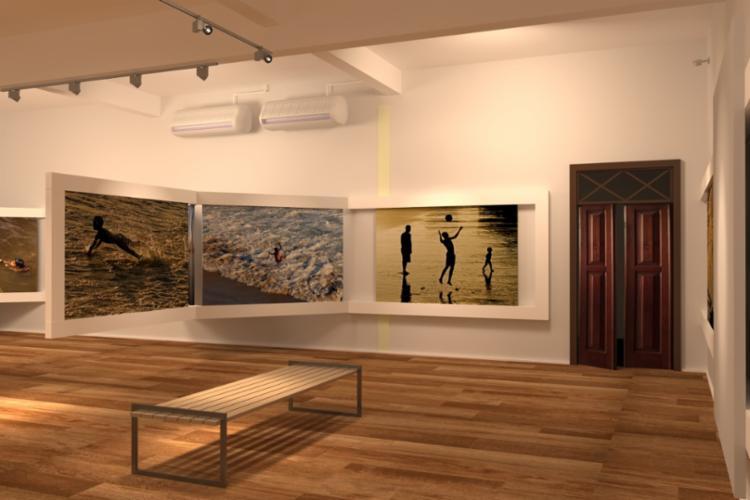 Visitação é através de um passeio em 3D | Foto: Shirley Stolze | Divulgação - Foto: Shirley Stolze | Divulgação