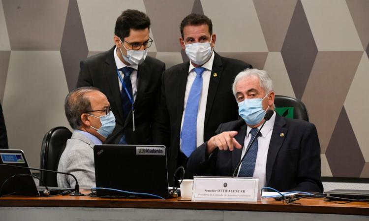 Comissão do Senado aprovou requerimento para ouvir presidente do Cade | Foto: Edilson Rodrigues | Agência Senado - Foto: Edilson Rodrigues | Agência Senado