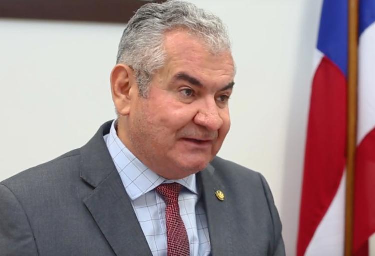 Senador Angelo Coronel é presidente da CPMI que investiga o uso de fake news nas eleições - Foto: Divulgação