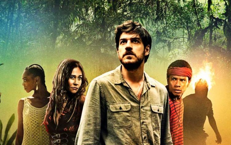 Criada pelo cineasta Carlos Saldanha, a série em live action reapresenta mitos e personagens do folclore brasileiro - Foto: Divulgação