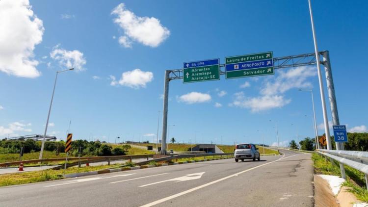 Segundo a Concessionária Bahia Norte (CBN), o objetivo é conservar a infraestrutura das estradas que cortam o estado | Foto: Divulgação | CBN - Foto: Divulgação | CBN