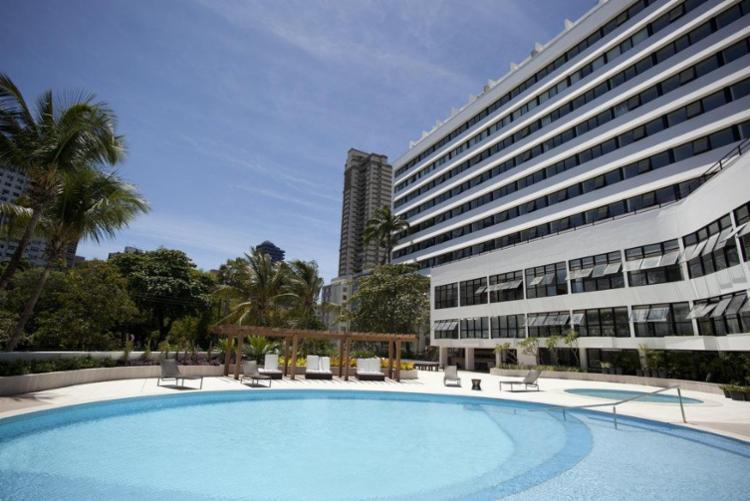 Em 2020, a ocupação média dos hotéis em Salvador foi de 70,59% I Foto: Divulgação - Foto: Divulgação