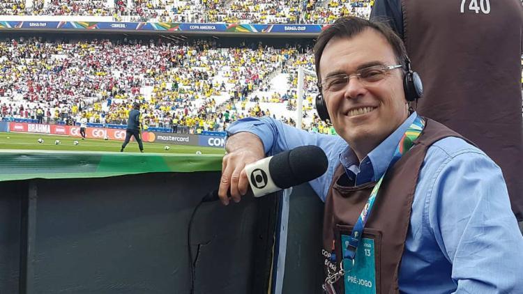 Repórter resolveu deixar TV Globo   Foto: Reprodução - Foto: Reprodução