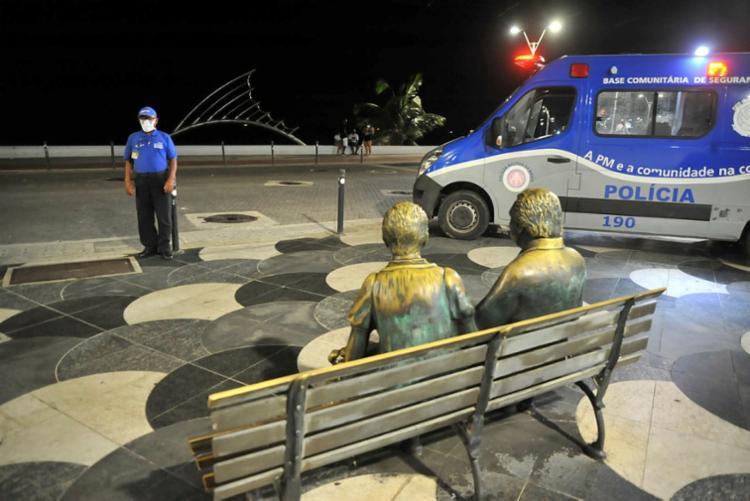 Flagranteados estão à disposição da Justiça para aplicações de sanções | Foto: Felipe Iruatã l Ag. A TARDE - Foto: Felipe Iruatã l Ag. A TARDE