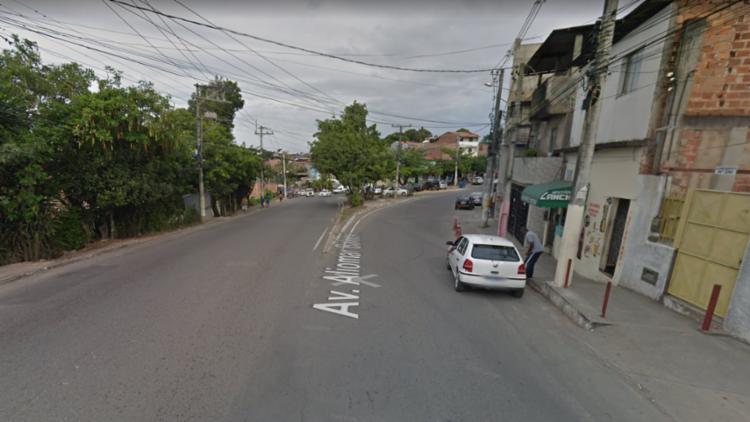 Restrição no trânsito deve durar cerca de 15 dias | Foto: Reprodução | Google Maps - Foto: Reprodução | Google Maps