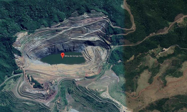 Evacuações serão feitas nos municípios de Barão de Cocais e Ouro Preto   Foto: Reprodução   Google Maps - Foto: Reprodução   Google Maps