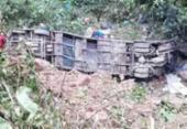 Acidente de ônibus deixa ao menos 20 mortos e 13 feridos na Bolívia | Foto: