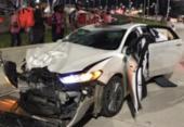Motorista trafega pela contramão e provoca morte de motociclista na avenida ACM | Foto: Reprodução | Cidadão Repórter