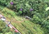 Acidente envolvendo ônibus de viagem deixa dois mortos e 23 feridos em Minas Gerais | Foto: Cristiane Leite | TV Globo