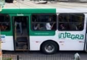 Bandidos interceptam ônibus e assaltam passageiros em São Caetano | Foto: Reprodução