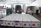 Bahia receberá cerca de 345 mil doses de vacinas contra Covid-19 nas próximas horas | Foto: Camila Souza | GOVBA