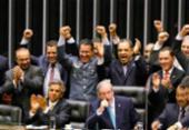 Bancada da bala pressiona Bolsonaro a livrar policiais de congelamento de salário | Foto: Reprodução