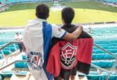 Clássico Ba-Vi: rivalidade que move a capital de Todos-os-Santos | Foto: Lucas Melo | Ag. BAPRESS