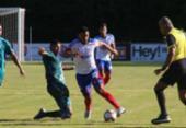 Após empate no Baianão, Cláudio Prates defende grupo de transição do Bahia | Foto: Rafael Carneiro | E.C.Bahia
