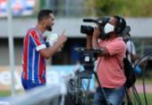 Copa do Nordeste se pronuncia após Globo não mostrar gols de Gilberto | Foto: Felipe Oliveira | EC Bahia