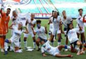 Dia Internacional das Mulheres: Bahia divulga carta e cita profissionalização do time feminino | Foto: Divulgação | E.C.Bahia