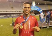 Bahia anuncia volante Pablo como primeiro reforço para 2021 | Foto: Vitor Monteiro | Esporte Goiano
