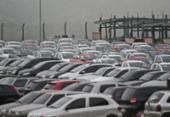 Emplacamento de automóveis e de veículos leves tem queda de 17,85% | Foto: Agência Brasil